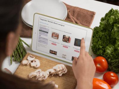EatKind macht die pflanziche Ernährung leichter