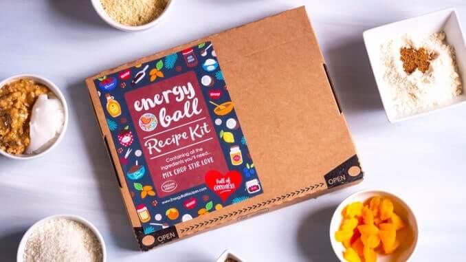 energy ball recipes Meal kit Lieferdienst