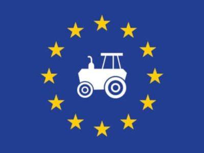 europäische union gemeinsame agrarpolik logo