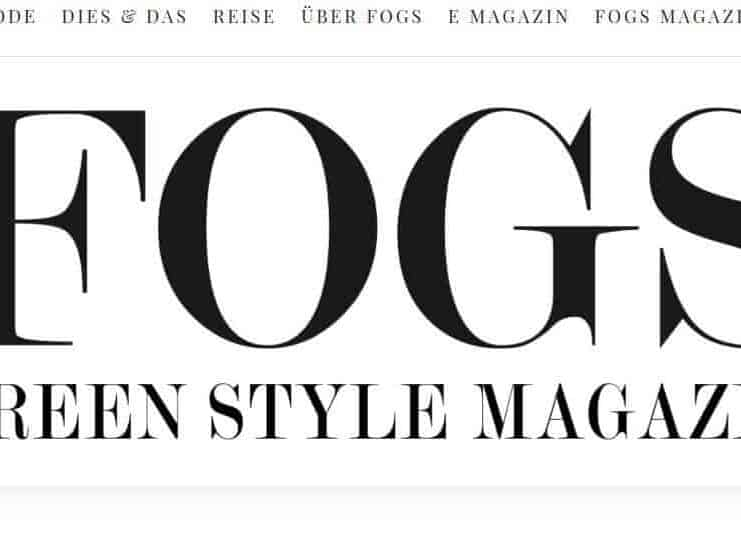 FOGS Magazin Logo