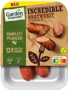 garden gourmet bratwurst