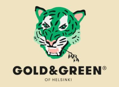 gold & green foods logo