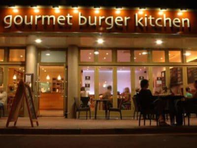 gourmet burger kitchen gbk logo restaurant