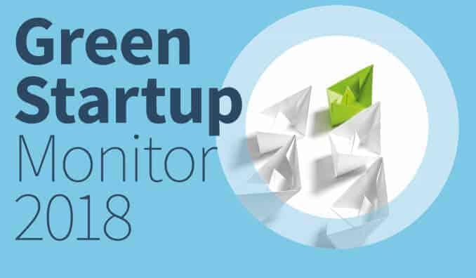 green startup monitor