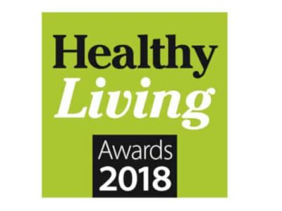 healthy living awards 2018 doldemedien verlag logo
