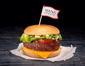 heaven labs mana burger