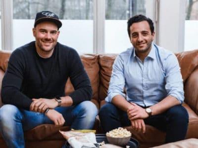 Die Gründer von Heimatgut: Aryan Moghaddam & Maurice Fischer