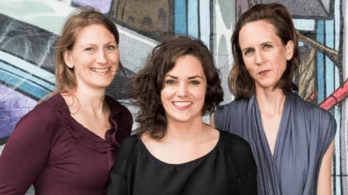 Die 3 Helga-Gründerinnen