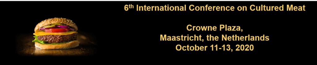 international conference on cultured meat