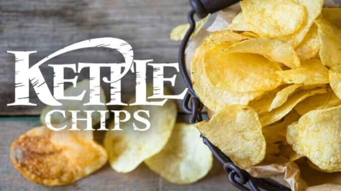 kettle chips logo
