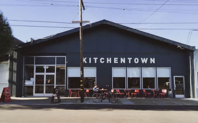 kitchentown logo san francisco