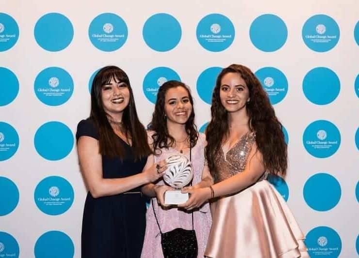 Preisträgerinnen Lab Leather World Change Award 2019