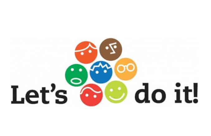 lets-do-it logo world cleanup