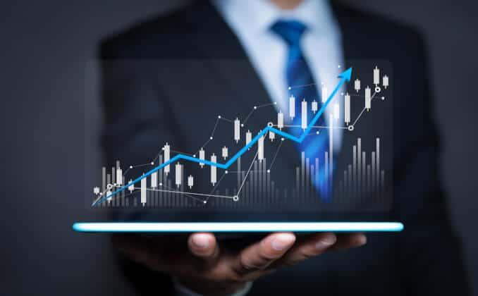 markt prognose analyse wachstum graph