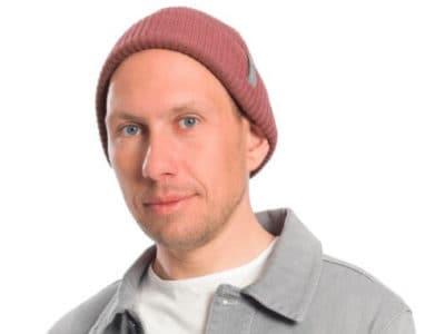 "Michael Spitzbarth: Gründer des veganen Modelabels ""bleed clothing"""