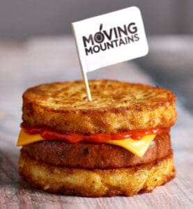 moving mountains no-pork burger