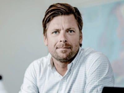 Henrik Lund: CEO von Naturli Foods