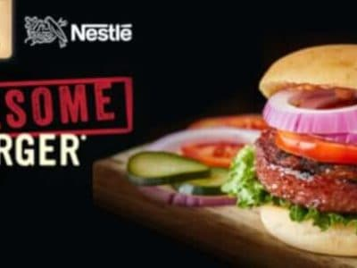 nestle sweet earth awesome burger
