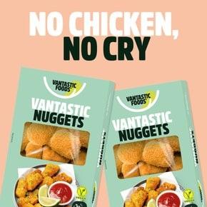 Neue Vantastic foods Anzeige