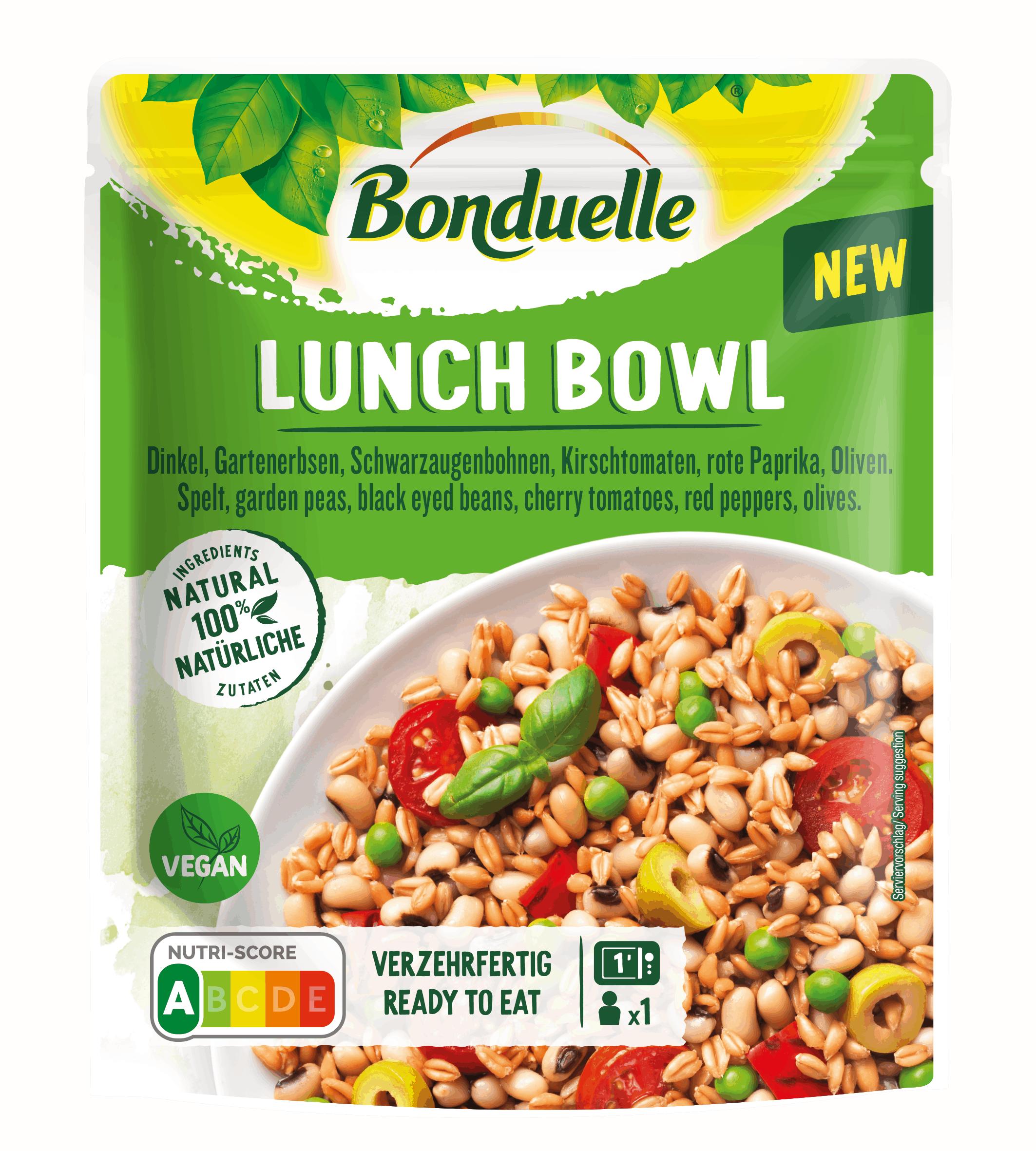 BONDUELLE LunchBowl Spelt