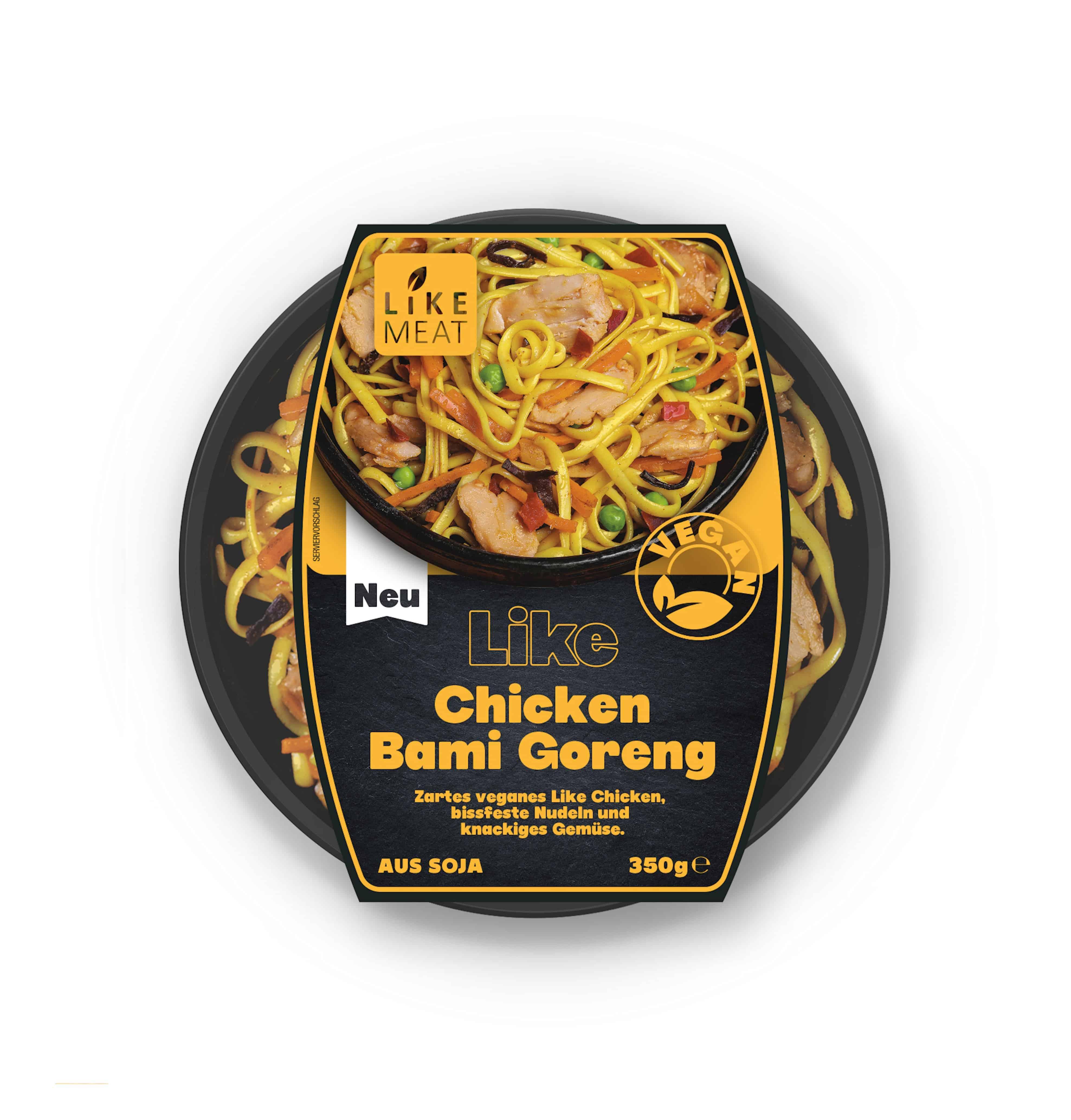 LikeMeat Like Chicken Bami Goreng