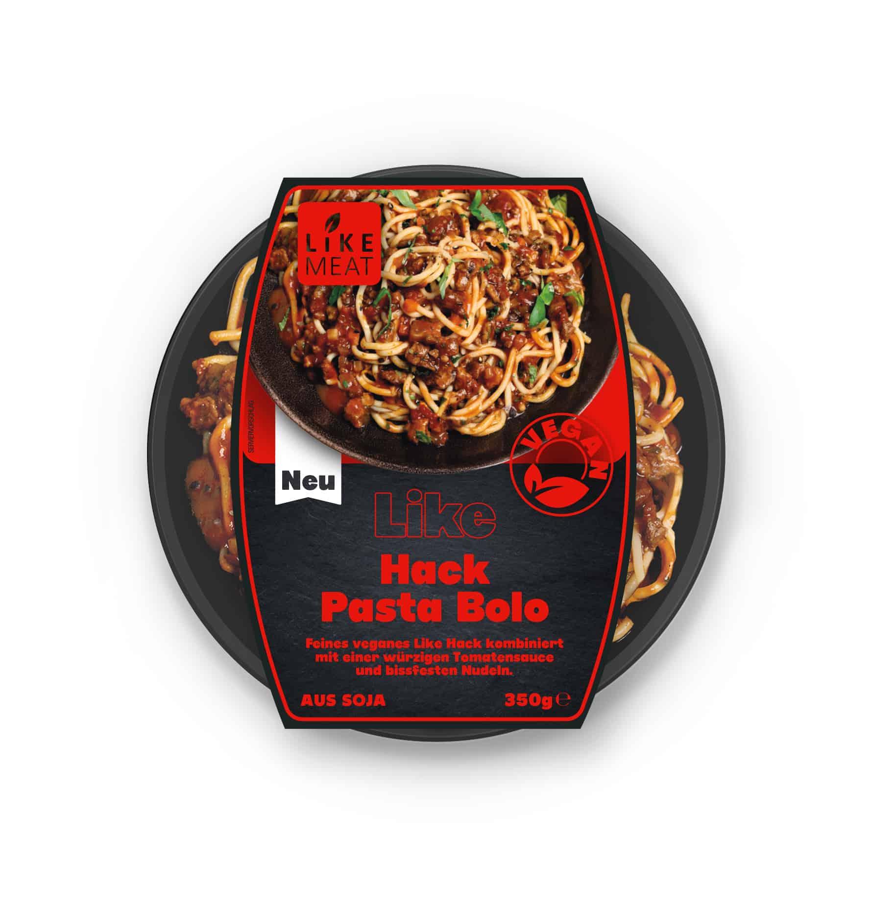 LikeMeat Like Hack Pasta Bolo