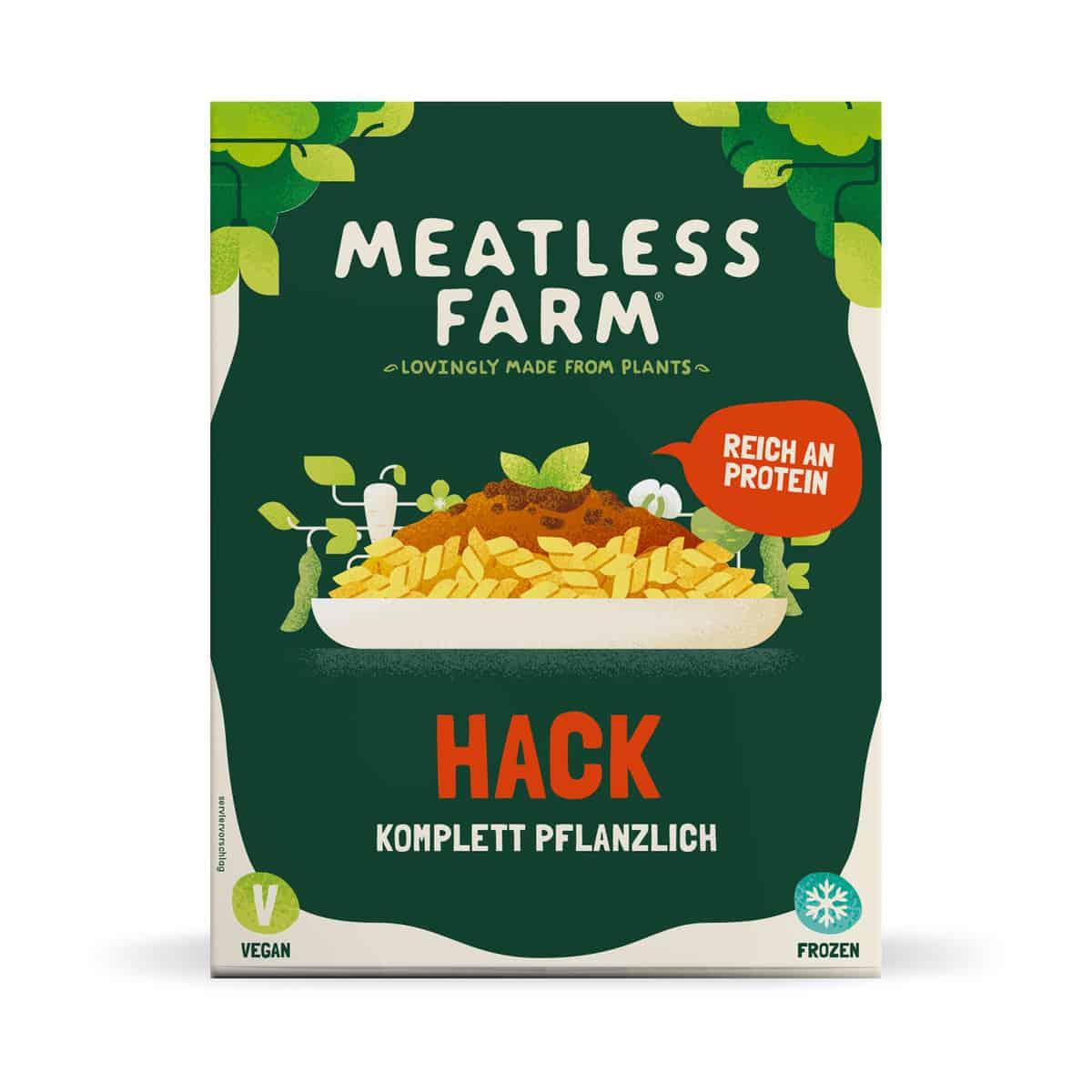 Meatless Farm Hack