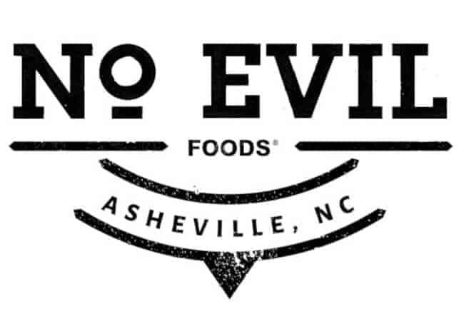 NO Evil Foods Logo