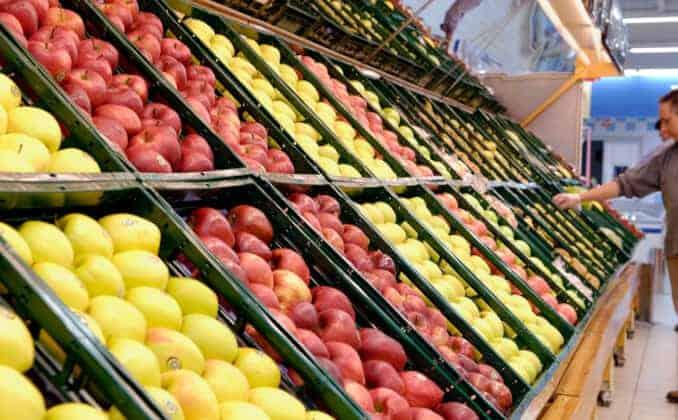 obst supermarkt einkaufen euro pool system