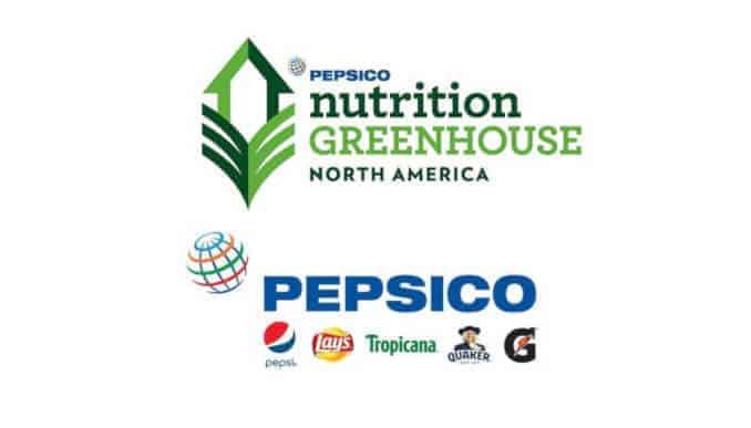 pepsico nutrition greenhouse north america