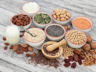 pflanzlich vegan alternativ Protein Milch