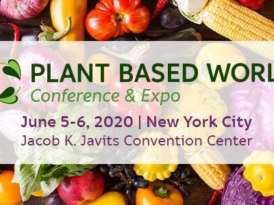 plant based world conference 2020