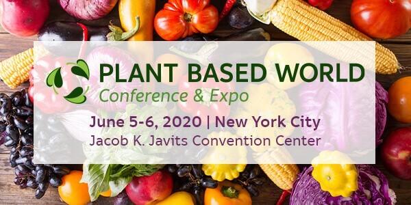 plant based world conference 2020