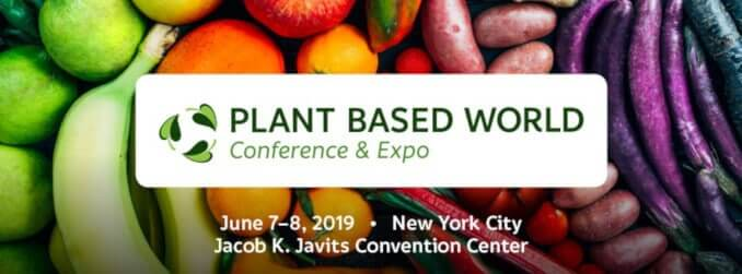plant based world conference expo 2019