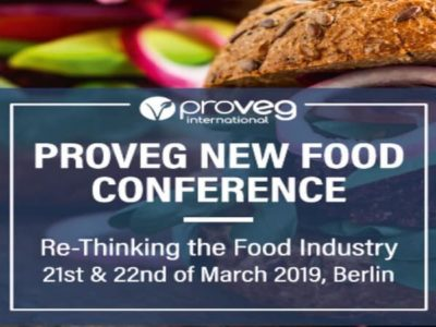 proveg new food conference 2019