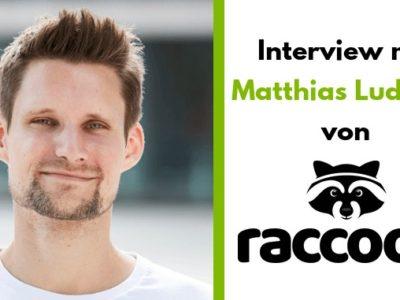Matthias Ludwig – Gründer von raccoon