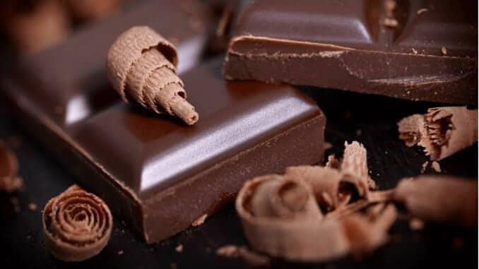 Vegane Schokoladentafeln
