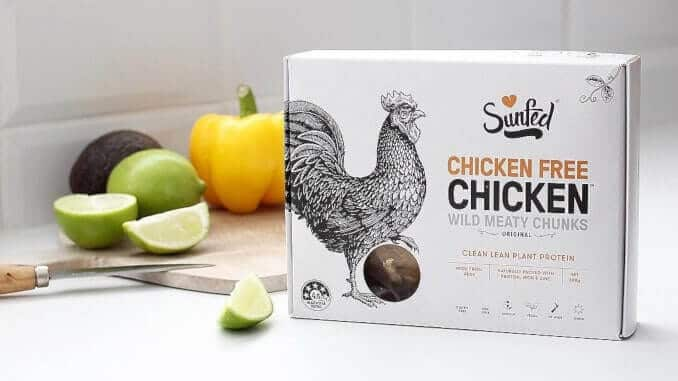 sunfed meats chicken free chicken neuseeland