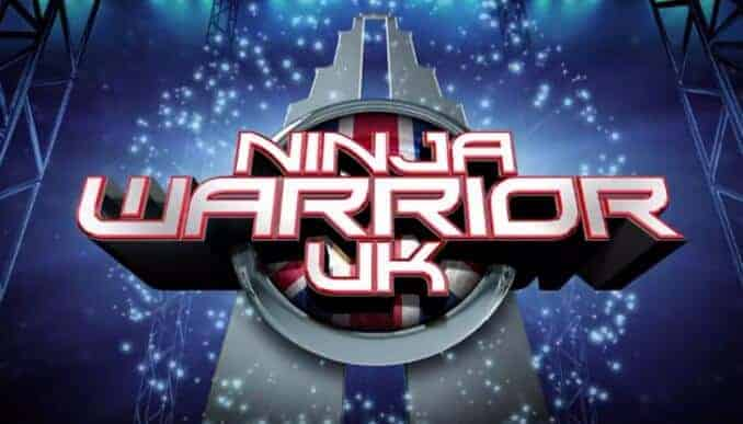 Ninja Warrior UK Logo