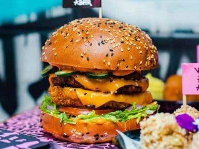 Vegan Junk Food Bar Barcelona