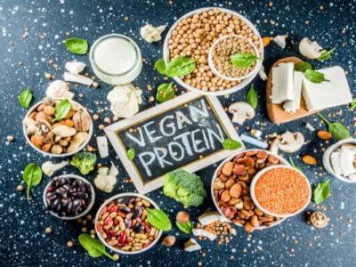 vegan protein ernährung vegetarisch alternativ