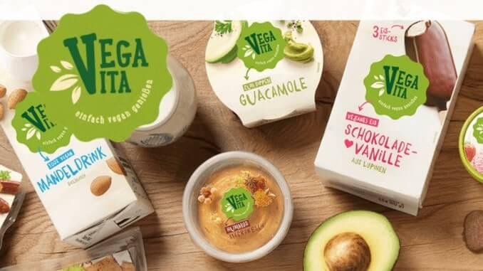 Vegavita: die vegane Eigenmarke von REWE