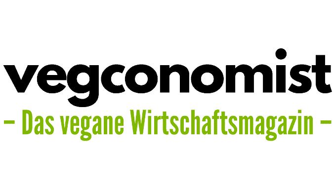 vegconomist logo + claim
