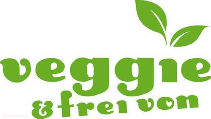 veggie & frei von logo