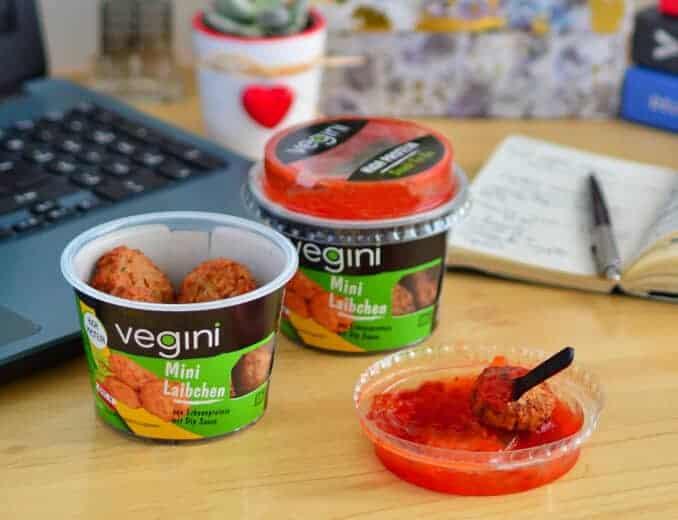 vegini Mini Laibchen To Go 2