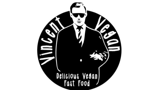 vincent vegan logo