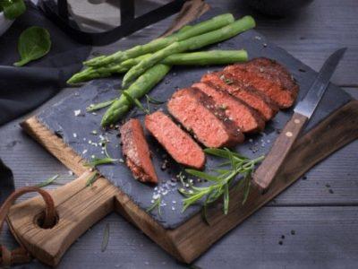 pflanzliche Steak-Alternative von Vivera