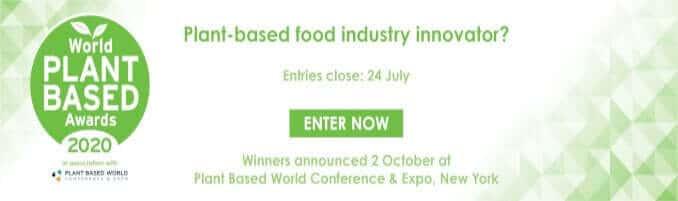 world plant based award